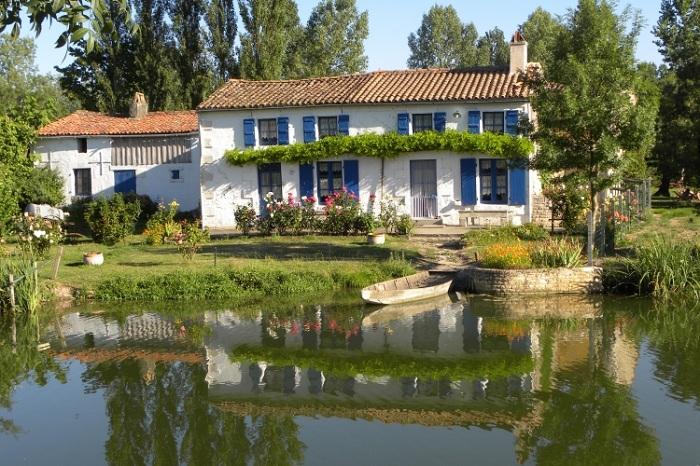 74eme semaine f d rale internationale de cyclotourisme a for La maison de marnais